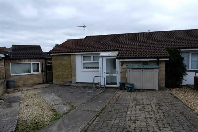 Thumbnail Semi-detached bungalow for sale in Marloes Close, Barry, Vale Of Glamorgan