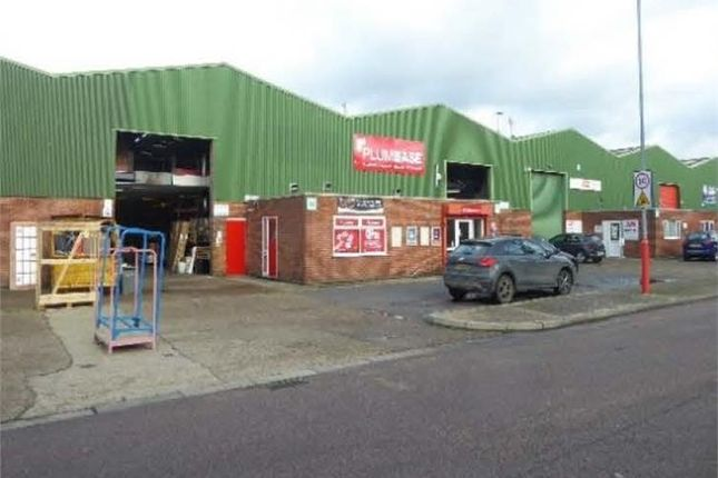 Thumbnail Warehouse to let in Unit 14 Twickenham Road, Union Park, Norwich, Norfolk