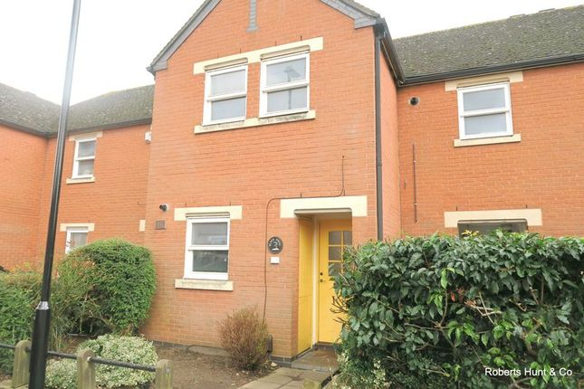 Thumbnail Terraced house for sale in Padbury Close, Bedfont, Feltham
