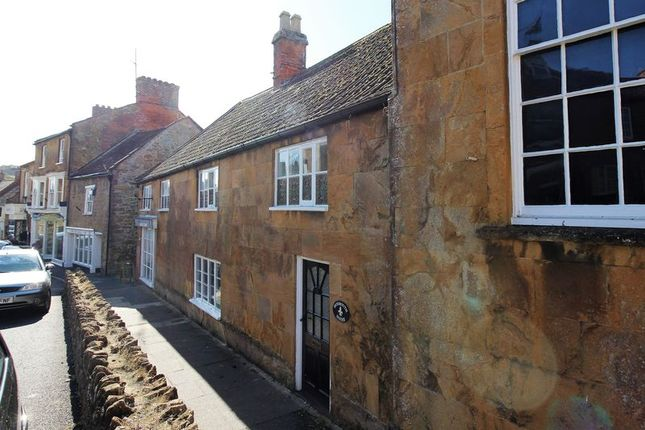 Thumbnail Terraced house to rent in Silver Street, Ilminster