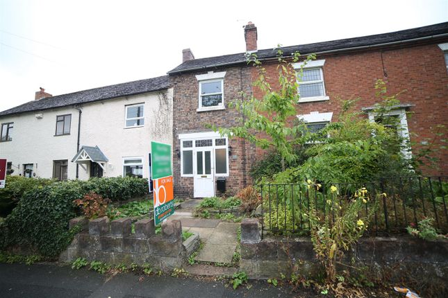 Thumbnail Terraced house for sale in Park Lane, Madeley, Telford