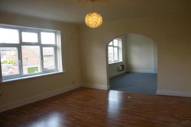 Thumbnail Flat to rent in Frederick Avenue, Stoke-On-Trent