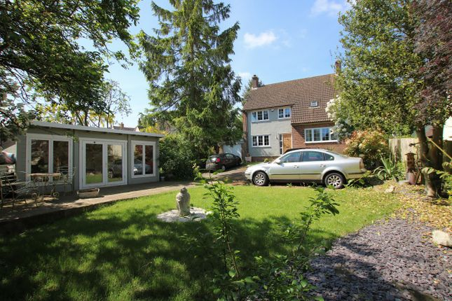 Thumbnail Detached house for sale in Stephen Marshall Avenue, Finchingfield, Braintree