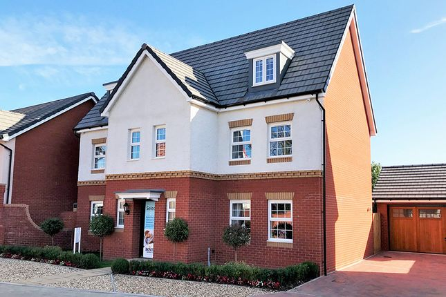"Thumbnail Detached house for sale in ""The Kingsbury"" at Pixie Walk, Ottery St. Mary"