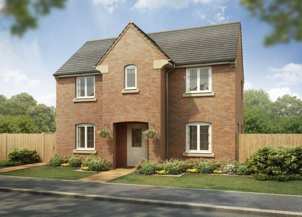 Thumbnail Property for sale in Market Harborough
