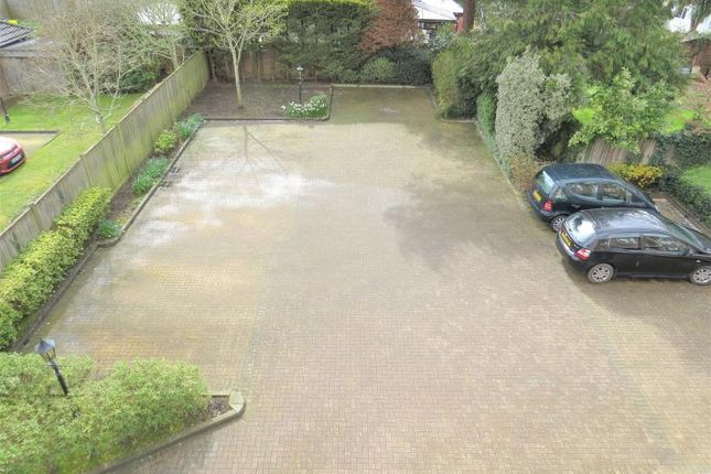 Parking of Whitefield Road, New Milton BH25