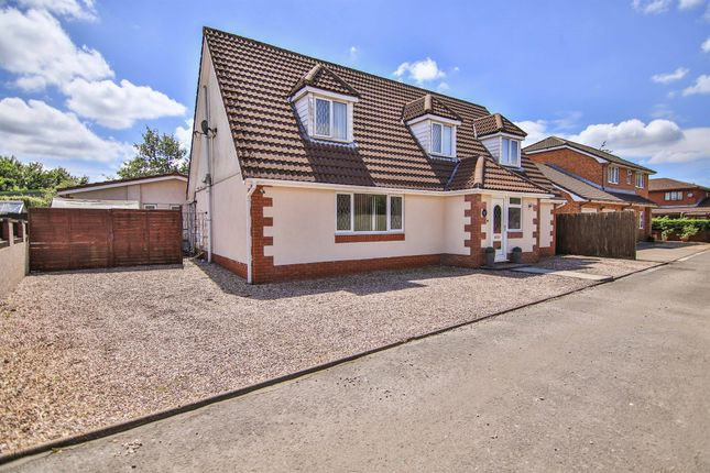 Thumbnail Detached house for sale in Coed Y Pandy, Bedwas, Caerphilly