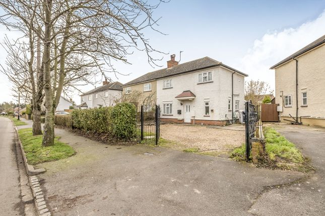 Thumbnail Semi-detached house for sale in Hitchin Lane, Clifton, Shefford