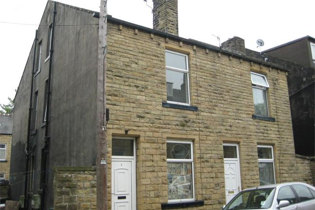Thumbnail Terraced house for sale in Third Avenue, Keighley