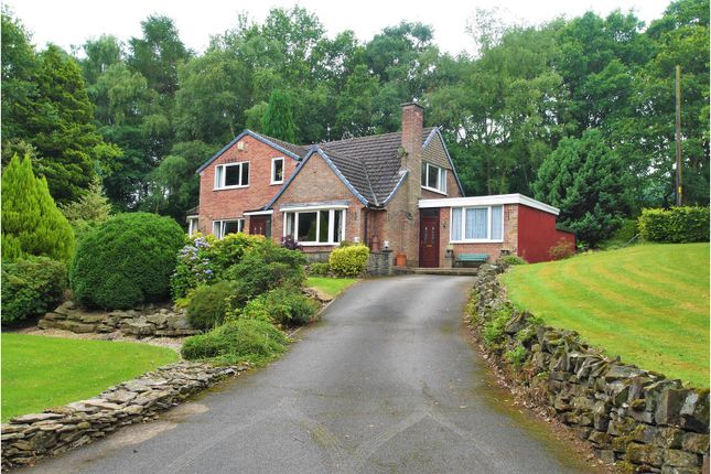 Thumbnail Detached house for sale in Top Road, Hardwick Wood, Wingerworth