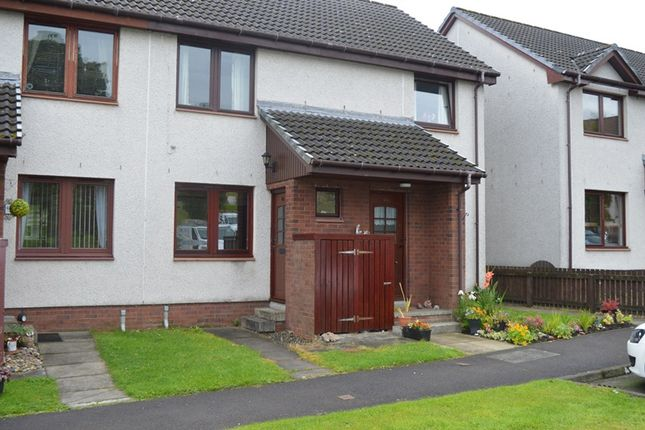 Thumbnail Flat to rent in Lawrence Street, Kelty, Fife