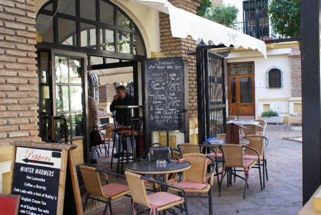 Exterior Peppers of Spain, Málaga, Fuengirola