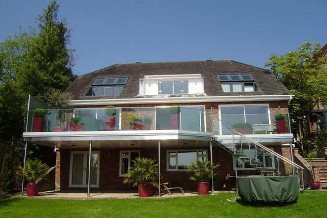 Thumbnail Detached house for sale in Highfield Park, Marlow