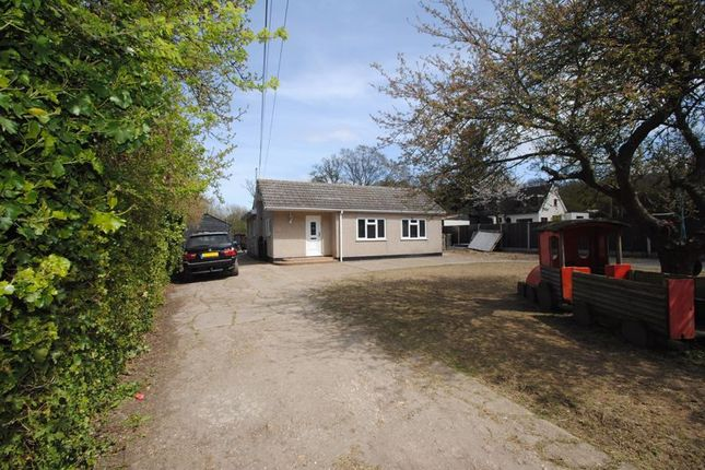 Thumbnail Detached bungalow for sale in Windermere Road, Benfleet