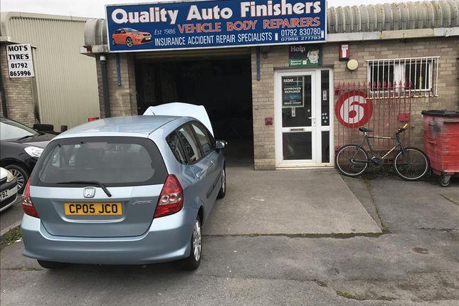 Thumbnail Parking/garage for sale in Alloy, Pontardawe Industrial Estate, Pontardawe, Swansea