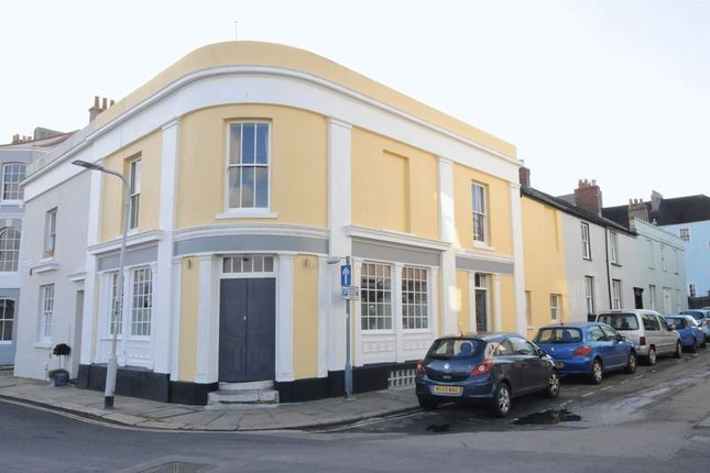 Thumbnail Terraced house for sale in Pound Street, Stonehouse, Plymouth