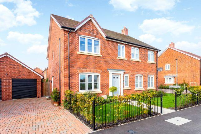 Detached house for sale in Batchelor Way, Downton, Salisbury, Wiltshire