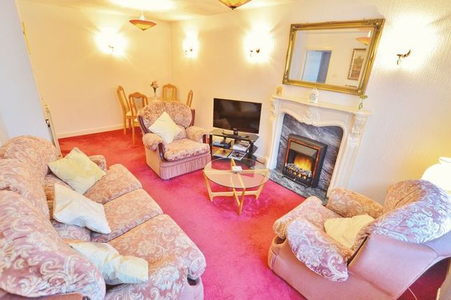 Thumbnail Bungalow for sale in Finstock Close, Eccles, Manchester