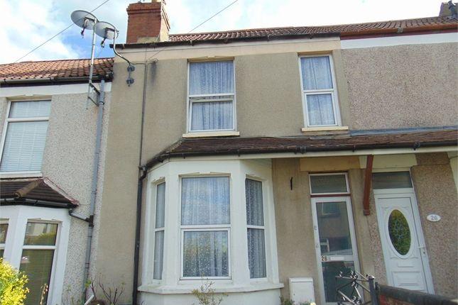 Thumbnail Terraced house for sale in Manworthy Road, Brislington, Bristol