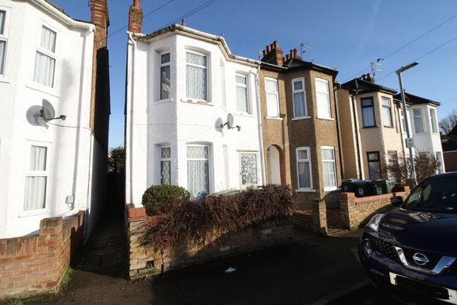 Thumbnail Semi-detached house to rent in Ebberns Road, Hemel Hempstead