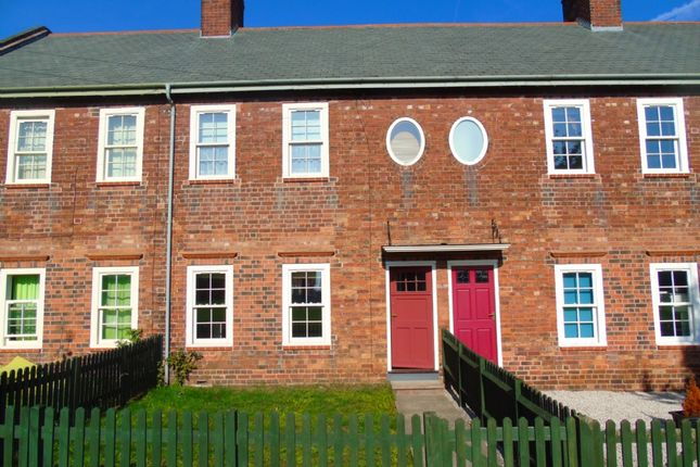 3 bed terraced house to rent in Model Village, Cresswell Road, Worksop S80
