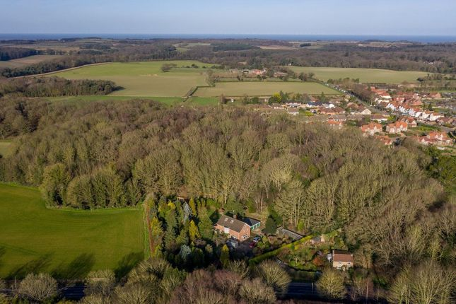 Thumbnail Detached house for sale in Letheringsett Hill, Holt