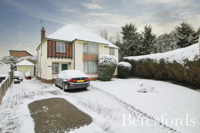 Thumbnail Detached house for sale in Shrub End Road, Colchester, Essex
