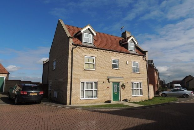 Thumbnail Property to rent in Longchamp Drive, Ely