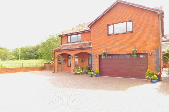 Thumbnail Detached house for sale in Garbett Place, Crynant, Neath
