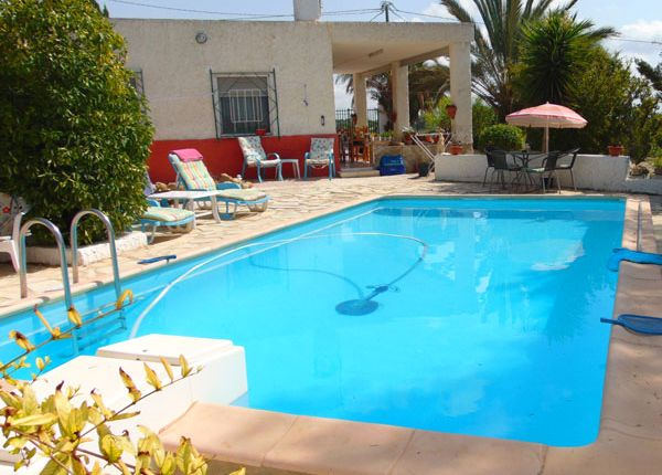 4 bed villa for sale in Albatera, Alicante, Valencia, Spain