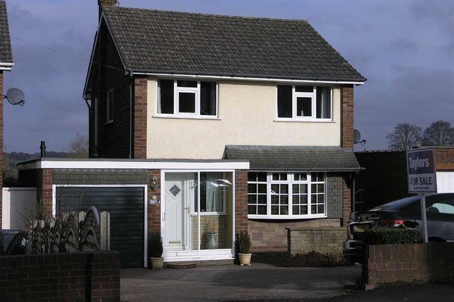 Thumbnail Detached house for sale in Gospel End Road, Gospel End Village, Sedgley