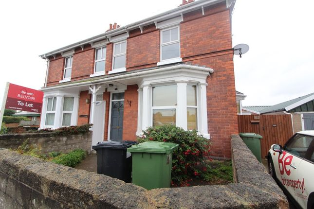 1 bed flat to rent in Kyrle Street, Hereford HR1