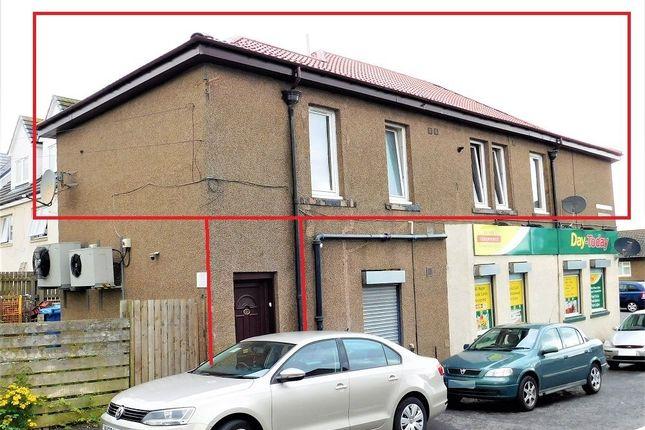Thumbnail Flat for sale in 2 Prospect Street, Cowdenbeath