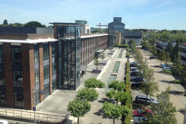 Thumbnail Office to let in The Hub, Farnborough Business Park, Farnborough