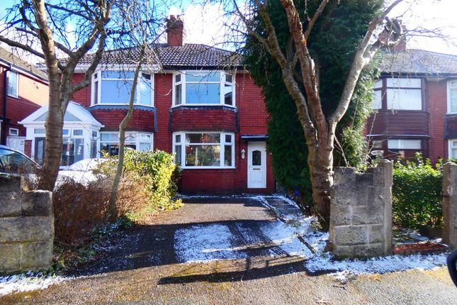Thumbnail Semi-detached house to rent in Belgrave Crescent, Longton, Stoke-On-Trent