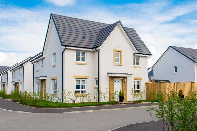 """Thumbnail Semi-detached house for sale in """"Abergeldie"""" at Glasgow Road, Kilmarnock"""