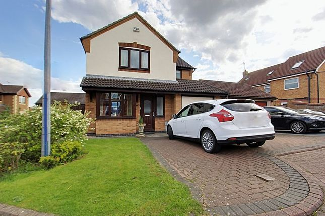 Thumbnail Detached house for sale in Sackville Close, Beverley