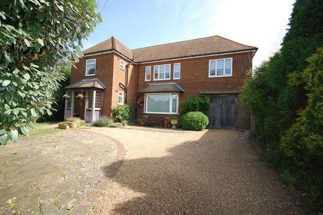 Thumbnail Detached house for sale in Cherry Garden Lane, Folkestone