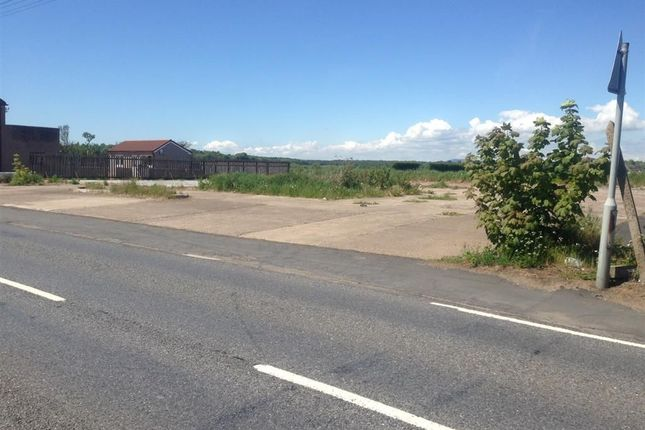 Thumbnail Land for sale in Main Road, East Wemyss, Fife