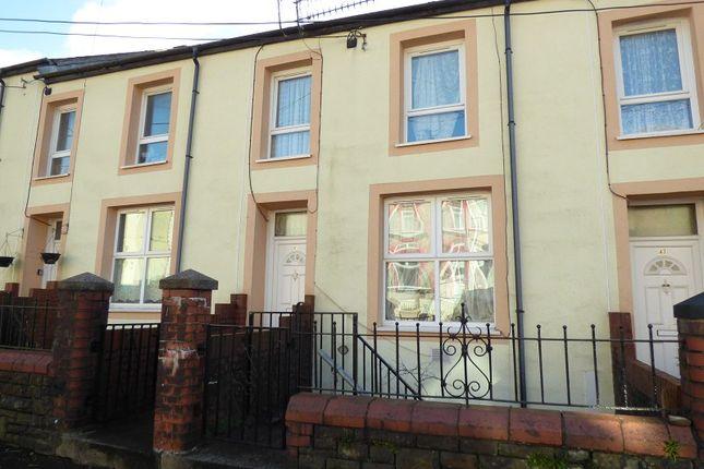 3 bed terraced house to rent in Adare Street, Ogmore Vale, Bridgend . CF32