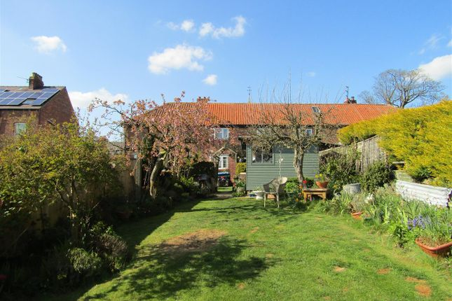 Thumbnail Terraced house for sale in Church Row, Copt Hewick, Ripon