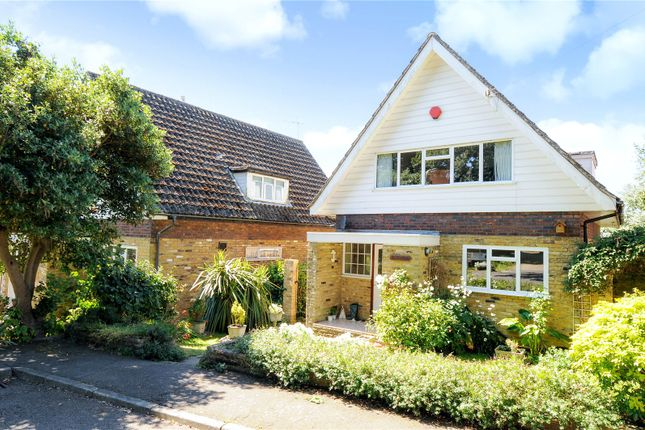 Thumbnail Detached house for sale in Farm End, Northwood, Middlesex