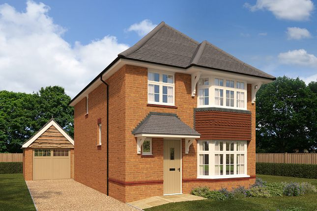 Thumbnail Detached house for sale in Regents Grange, Chester Lane, Saighton, Chester, Cheshire