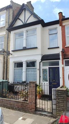 Thumbnail 3 bed terraced house for sale in Carlton Road, Friern Barnet