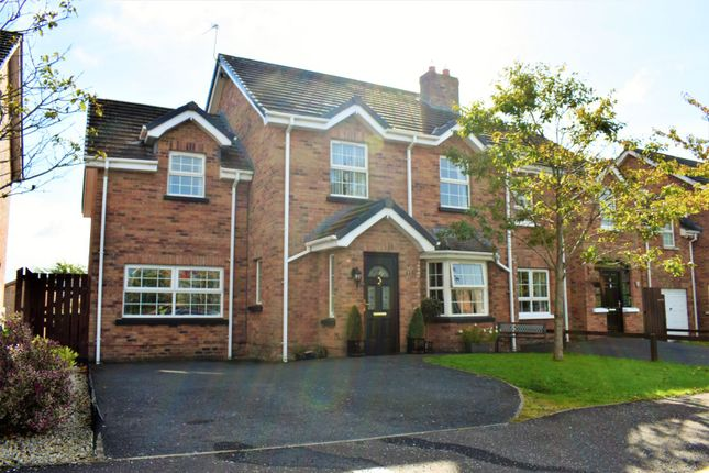 Thumbnail Semi-detached house for sale in Lyngrove Hill, Glenavy