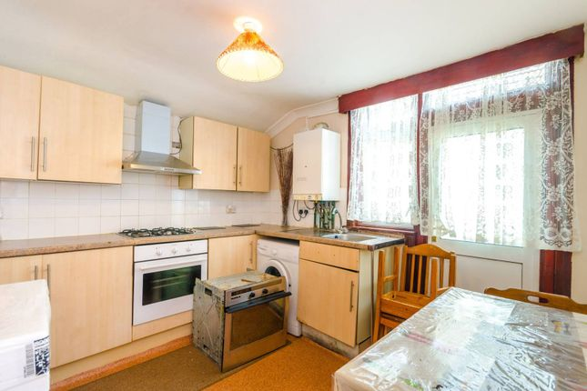 Thumbnail Flat to rent in Katherine Road, East Ham