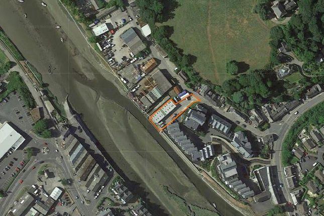 Thumbnail Land for sale in Bradford Quay Road, Wadebridge, Cornwall