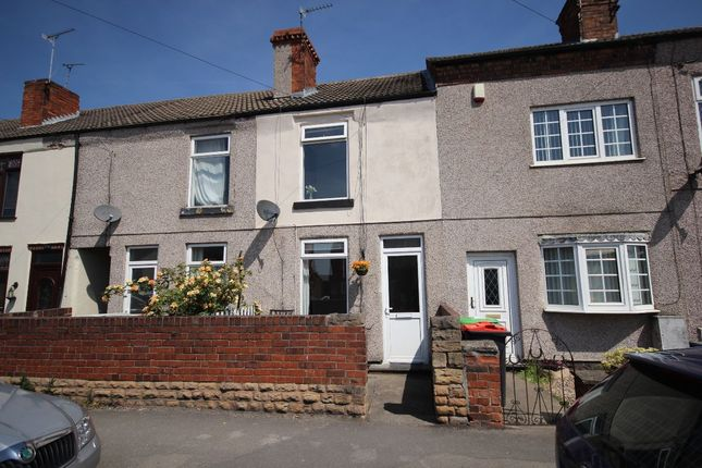 Thumbnail Terraced house to rent in Alfreton Road, Pye Bridge, Alfreton