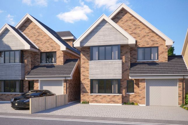 Thumbnail Detached house for sale in Cromwell Avenue, Billericay