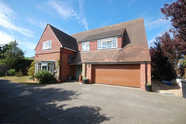 Thumbnail Detached house for sale in Golf Links Lane, Selsey